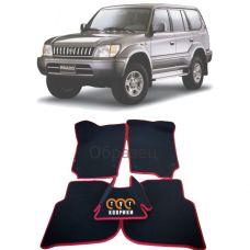 Коврики EVA для Toyota Land Cruiser Prado 90 (1996-2002)