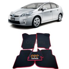 Коврики EVA для Toyota Prius III (XW30) (2009-2015)