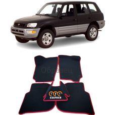 Коврики EVA для Toyota RAV4 (1994-2000) 5 дверей
