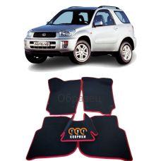 Коврики EVA для Toyota RAV4 (2000-2006) 3 двери