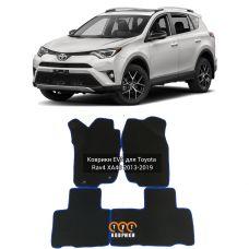 Коврики EVA для Toyota RAV4 (2013-2019)