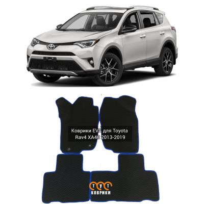 Коврики EVA для Toyota RAV4 RAV4 (2013-2019)
