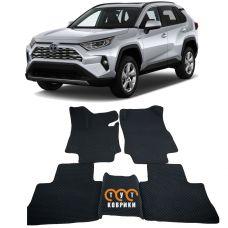 Коврики EVA для Toyota RAV4 (2019-н.в.)