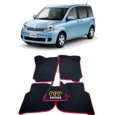 Коврики EVA для Toyota Sienta I (2002-2015)