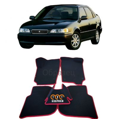 Коврики EVA для Toyota Sprinter VIII (1995-2000)