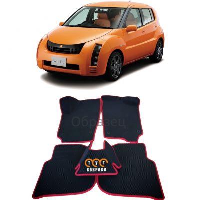 Коврики EVA для Toyota Will Cypha (2002-2005)