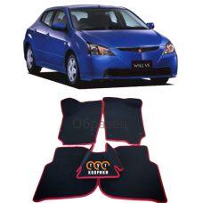 Коврики EVA для Toyota Will II (VS) (2001-2004)