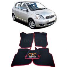 Коврики EVA для Toyota Yaris I (1999-2005)