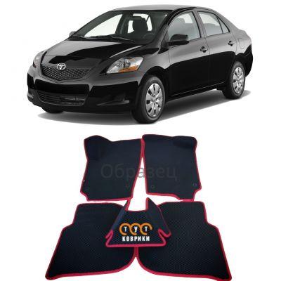 Коврики EVA для Toyota Yaris Sedan (2005-2009)