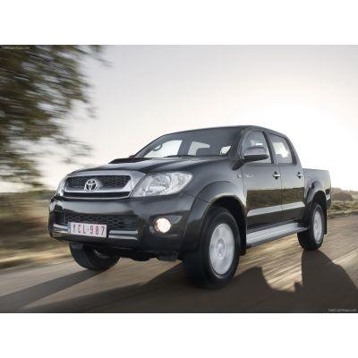 Коврики EVA для Toyota HILUX (2009-н.в.)