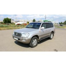 Коврики EVA для Toyota LAND CRUISER 100 (2000-2003)