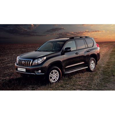 Коврики EVA для Toyota LAND CRUISER 150 PRADO (2009-2013)