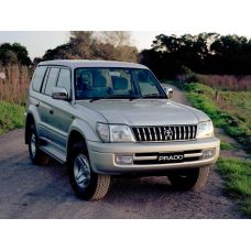 Коврики EVA для Toyota LAND CRUISER 90 (1996-2002)