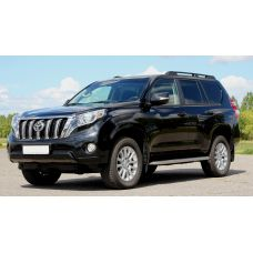 Коврики EVA для Toyota LAND CRUISER 150 PRADO (2013-2017)