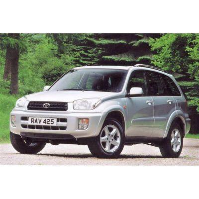 Коврики EVA для Toyota RAV4 (2000-2003) 5 дверей