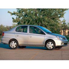 Коврики EVA для Toyota Echo лев.руль (1999-2005)