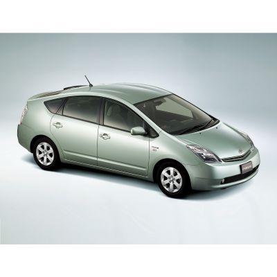 Коврики EVA для Toyota Prius II (XV20) (2003-2011).)