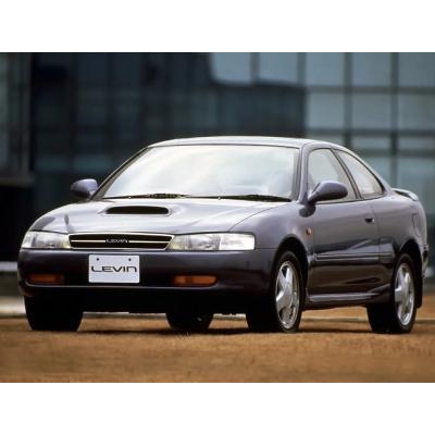Коврики EVA для Toyota Corolla Levin (1991-2002) правый руль