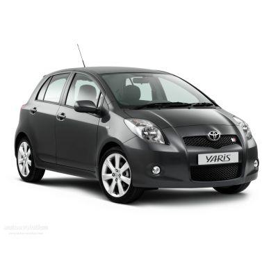 Коврики EVA для Toyota YARIS (2006-н.в.)
