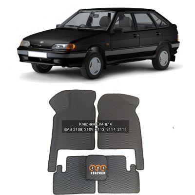 Коврики EVA для ВАЗ 2114 (2003-2013)
