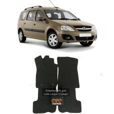 Коврики EVA для Lada Largus (2012-2021)