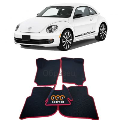 Коврики EVA для Volkswagen Beetle II (A5) (2011-2019)