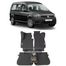 Коврики EVA для Volkswagen Caddy IV (2015-2020)
