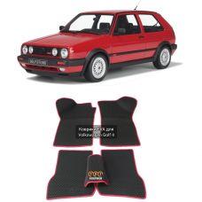 Коврики EVA для Volkswagen Golf II (1983-1992)