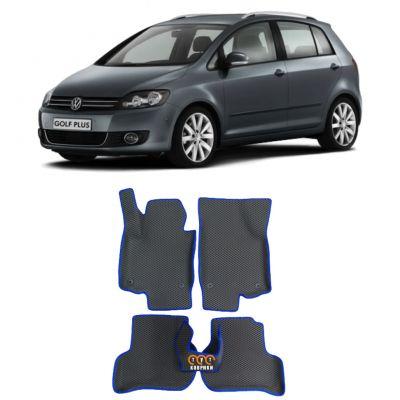 Коврики EVA для Volkswagen Golf Plus (2005-2014)