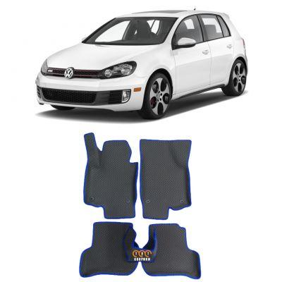 Коврики EVA для Volkswagen Golf VI (2008-2012)