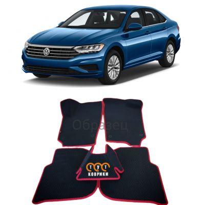 Коврики EVA для Volkswagen Jetta VII (2018-н.в.)