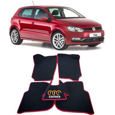 Коврики EVA для Volkswagen Polo Hatch (2009-2017)