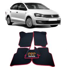 Коврики EVA для Volkswagen Polo Sedan (2010-2020)
