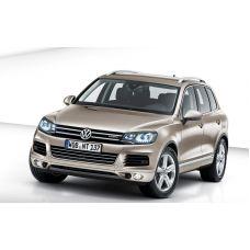Коврики EVA для Volkswagen TOUAREG II (2010-2018)