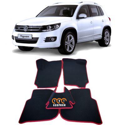 Коврики EVA для Volkswagen Tiguan I (2007-2016)