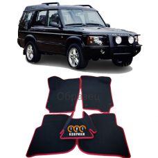 Коврики EVA для Land Rover Discovery II (1998-2004)