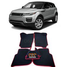 Коврики EVA для Land Rover Range Rover Evoque I (2011-2018)