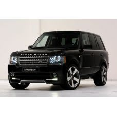 Коврики EVA для LAND ROVER RANGE ROVER VOGUE (2002-2014)