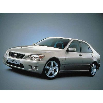 Коврики EVA для LEXUS IS-200