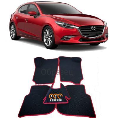 Коврики EVA для Mazda 3 BM (2013-2019)