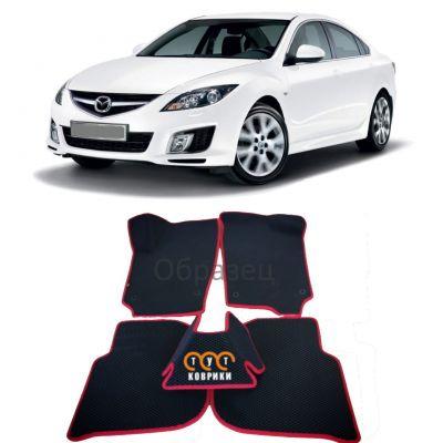 Коврики EVA для Mazda 6 GH (2007-2012)