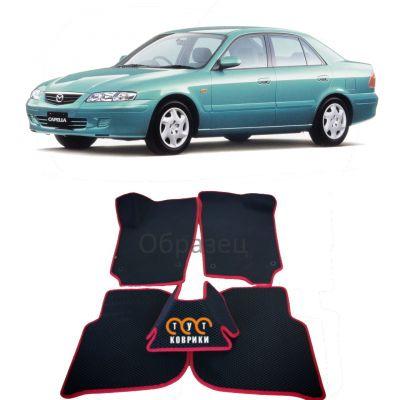 Коврики EVA для Mazda Capella (1997-2001)