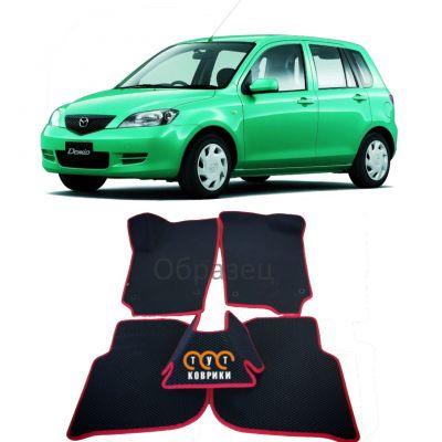 Коврики EVA для Mazda Demio 2 (2002-2007)