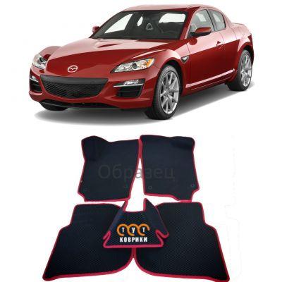 Коврики EVA для Mazda RX-8 (2003-2012)