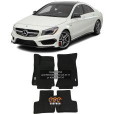 Коврики EVA для Mercedes-Benz CLA-класс C117 (2013-2019)
