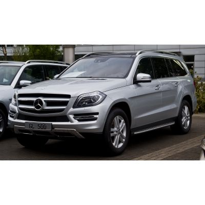 Коврики EVA для Mercedes-Benz GL X166