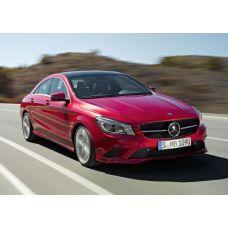 Коврики EVA для Mercedes-Benz С117 СLA-Class