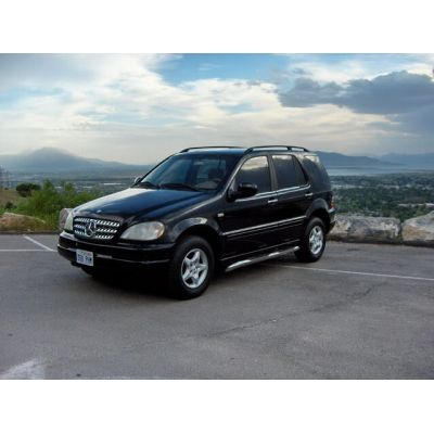 Коврики EVA для Mercedes-Benz ML W163
