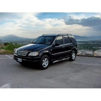 Коврики EVA для Mersedes-Benz ML W163