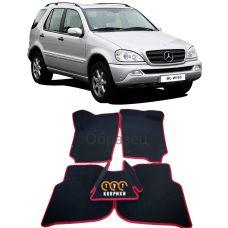 Коврики EVA для Mercedes-Benz ML W163 (1997-2005)